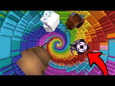 FORCING THE WHOLE SERVER TO PLAY DROPPER! (Minecraft Trolling)