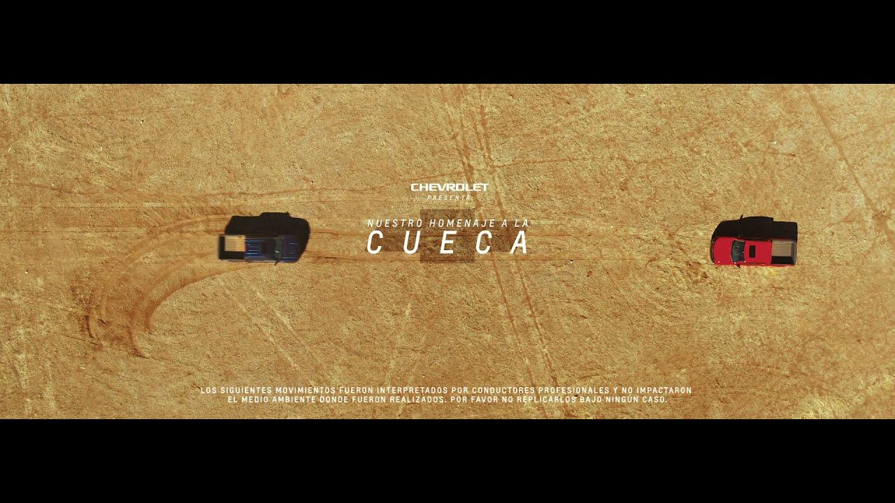 #CuecaChevrolet