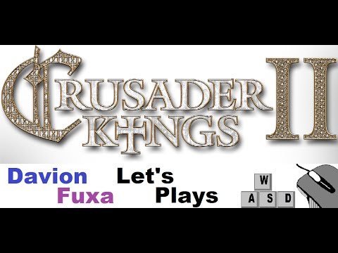 DFuxa Plays CK2 - Viking Age Tribal Ep 11 - Conquering Much of Lithuania