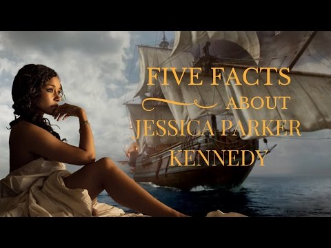 Meet the Actor: Jessica Parker Kennedy Max from Black Sails