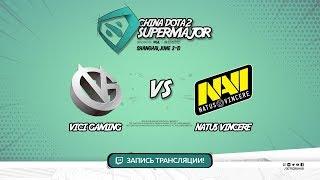 Vici Gaming vs Natus Vincere, Super Major, game 3 [Jam, LighTofHeaveN]