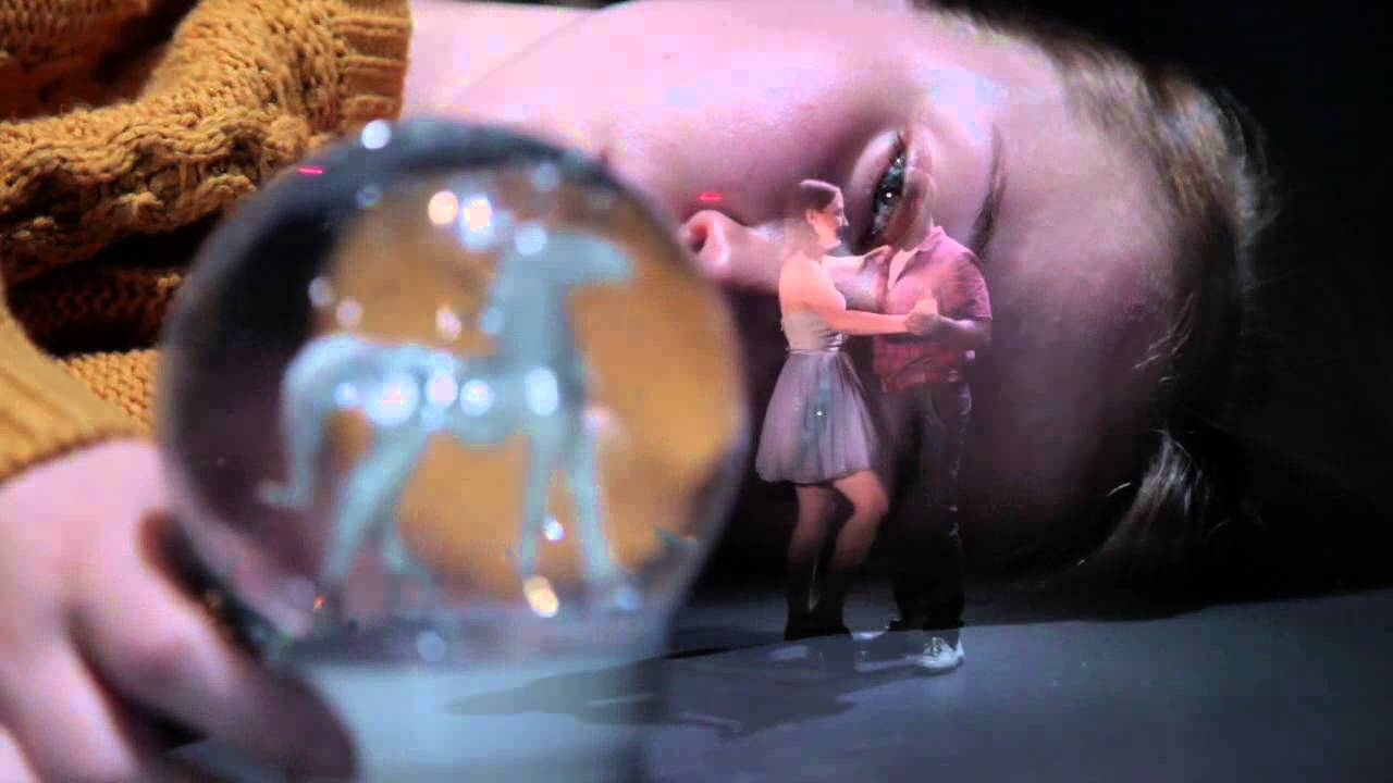 fantasy and imagination in the glass menagerie In his production notes to the glass menagerie, tennessee williams introduces a concept that describes the theatre for which he was writing: being a memory play, the glass menagerie can be presented with unusual freedom of convention.