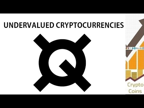 Undervalued Cryptocurrencies: Quantstamp (QSP) the scalable security-audit protocol