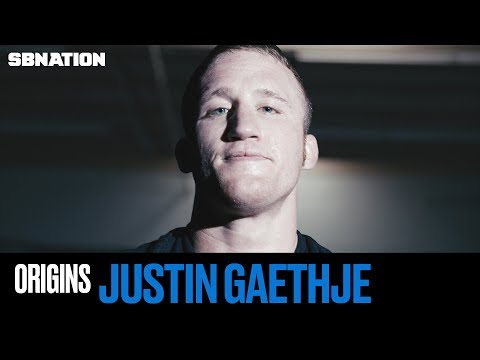 The story of Justin Gaethje's journey to the UFC - Origins,