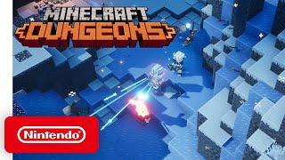 Minecraft Dungeons: Creeping Winter DLC - Nintendo Switch