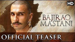 Bajirao Mastani Official Teaser Trailer HD 2015-Ranveer Singh,Deepika Padukone,Priyanka Chopra