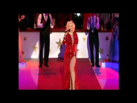 Marilyn Monroe lookalike Suzie Kennedy sings live on TV show from YouTube · Duration:  4 minutes 12 seconds
