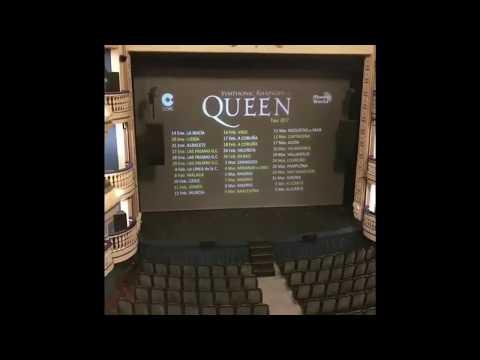La Symphonic Rhapsody Queen en Alicante 2017