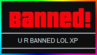 BANNED! - BIGGEST BAN WAVE EVER IN GTA ONLINE HITS INNOCENT PLAYERS, HACKERS & MODDERS! (GTA 5)