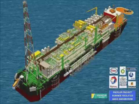 FPSO  Floating Production Storage and Offloading   Oil Production