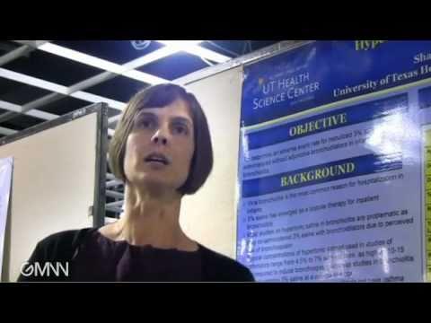 Hypertonic 3% Saline for Bronchiolitis