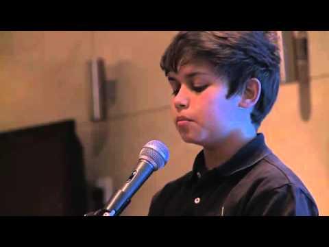 Harris J Surah Ar Rahman buat  Merinding bagi yang mendengarkannya