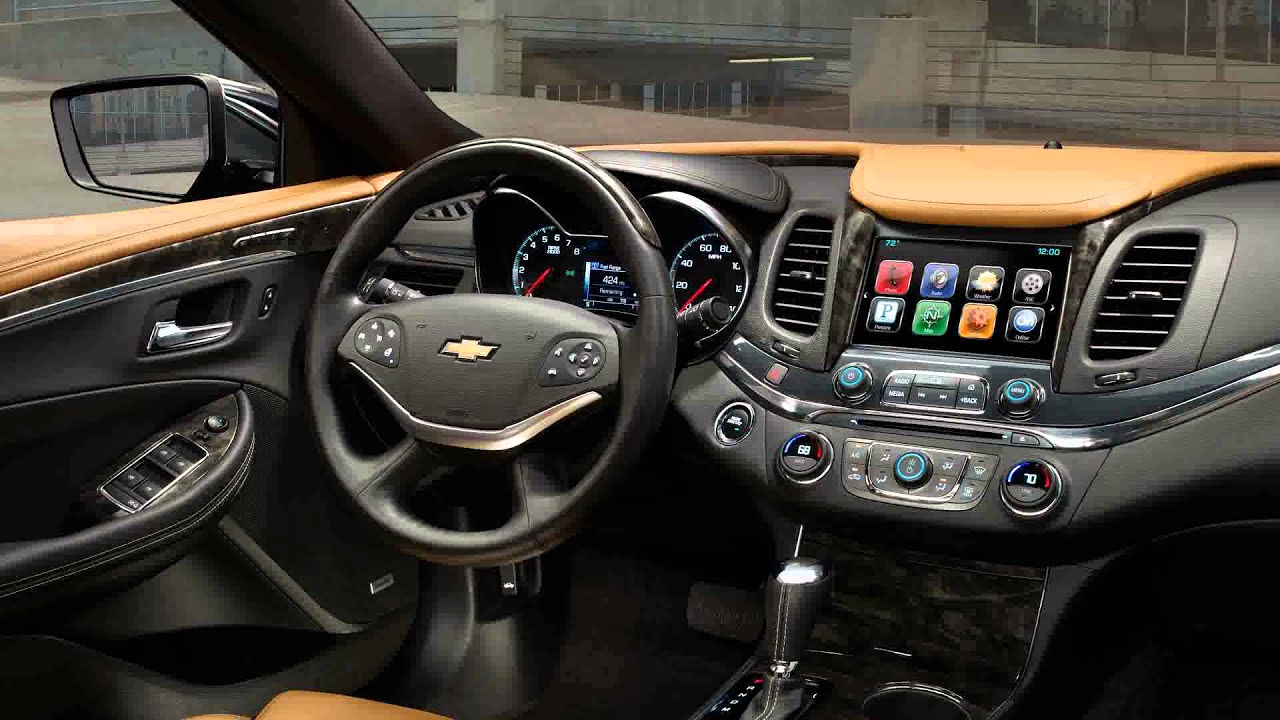 Used 2014 Chevy Impala >> 2014 Chevrolet Impala Youtube