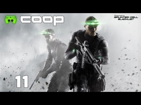 SPLINTER CELL BLACKLIST COOP # 11 - Todeskampf «»  Let's Play Splinter Cell Blacklist | HD