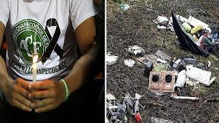 بالفيديو.. تسجيل صوتي يكشف أسباب تحطم طائرة فريق شابكوينسي البرازيلي