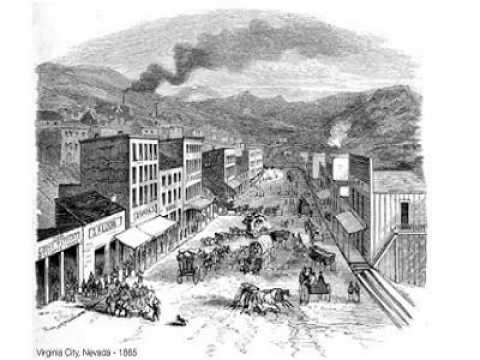 Ep. 177 - Haunted Virginia City