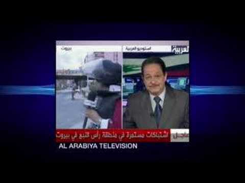 The Listening Post -Conflict in Lebanon - 16 May 08- Pt 1