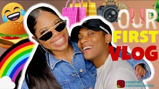 COUPLES VLOG ! .. SPEND THE DAY WITH US 😎