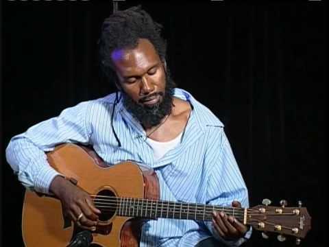 Corey Harris Teaches Blues Guitar