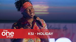 KSI - Holiday (Special Performance For The One Show)