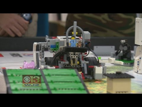 Chapelgate Christian Academy Wins Maryland First Lego Competition