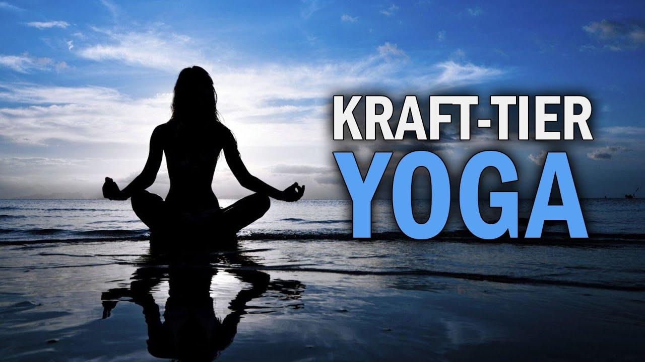 Kraft-Tier-Yoga als Weg zu dir selbst