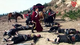 Triển Chiêu một mình cân cả đạo quân mai phục giết Bao Công | Thất Hiệp Ngũ Nghĩa | Top Kiếm Hiệp