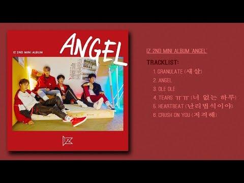 IZ 'Angel' FULL ALBUM