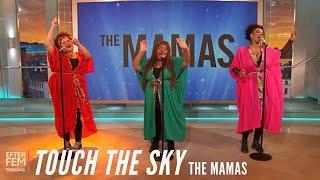 The Mamas - Touch The Sky (New Single)   Efter Fem chords   Guitaa.com