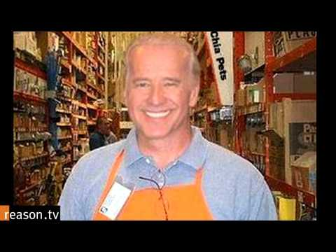 Real Man Of Genius: Joe Biden