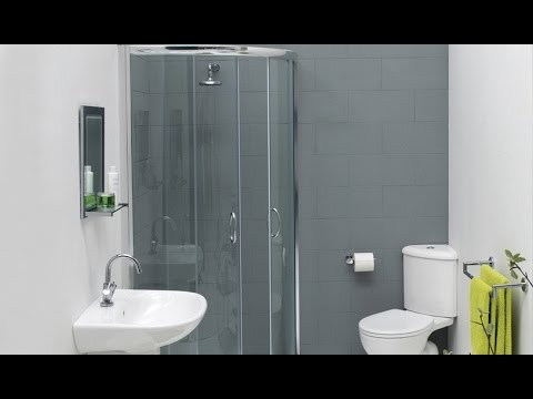 desain interior kamar mandi minimalis modern - youtube