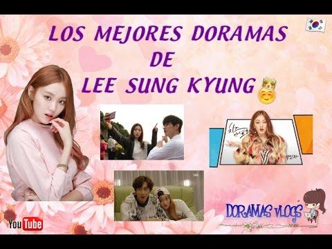 LOS MEJORES DORAMAS DE LEE SUNG KYUNG