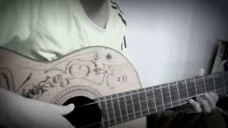 (Lil Shady) Lệ nào cho tôi - Guitar cover