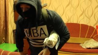 - Нёрф БИТВА на Русском Вор домушник Nerf Thief burglar