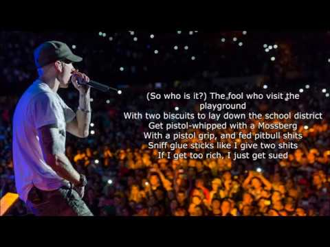 Eminem & Redman - Off the Wall (Lyrics)