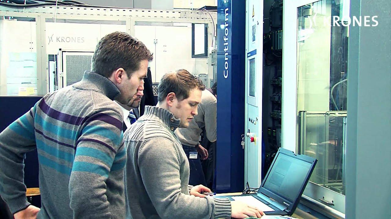 U0026quot Krones Automation Engineer U0026quot  Certificate