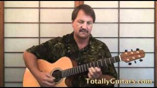 Margaritaville Free Guitar Lesson, Jimmy Buffett