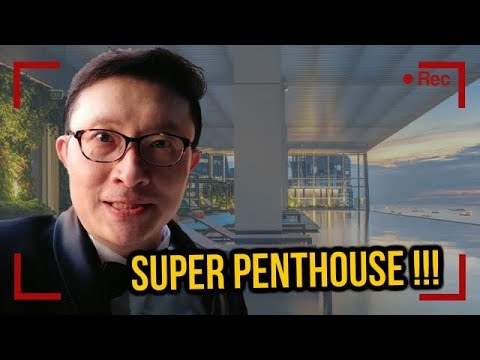 Wallich Residence Super Penthouse Singapore ( 新加坡 华利世家 )
