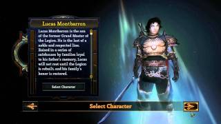 Let's Play: Dungeon Siege III Part #1