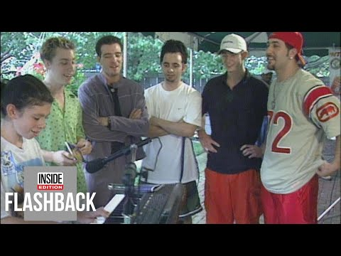 How NSYNC Made Dream Come True For Fan With Rare Condition