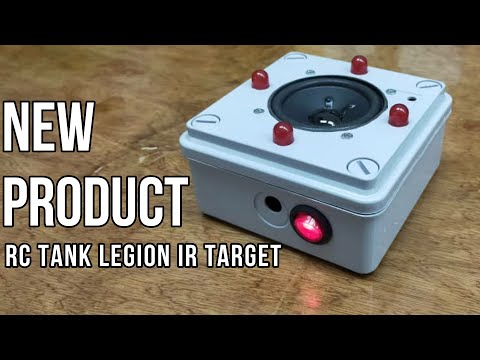 IR Targets by RC Tank Legion