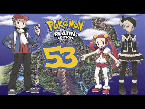 Let's Play Pokémon Platin [German][#53] Weibliche Begleitung!