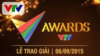 VTV AWARDS 2015   FULL HD   06/09/2015