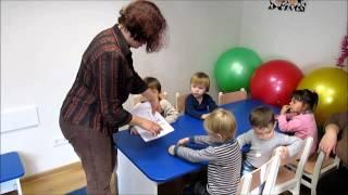 Курс раннее развитие детей от 2 до 3 х лет в Elite Academia