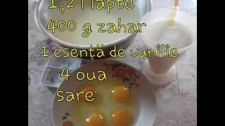 Înghețată De Vanilie