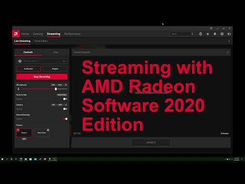 Radeon Adrenalin 2020 Mining Update Youtube