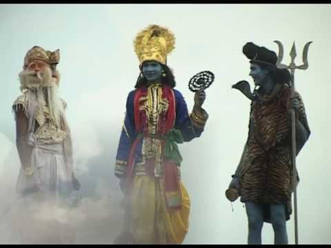 रन गरजे दुर्गा - KALI KANKALIN - Singer - Puran Sahu - Jas Geet