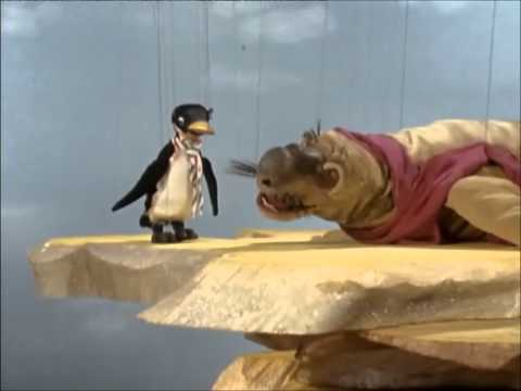 Der singende See-Elefant (Urmel aus dem Eis)