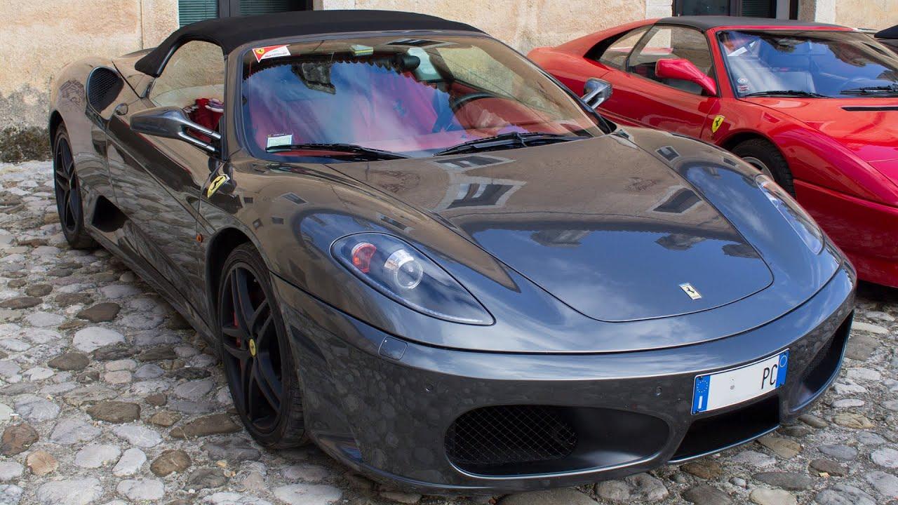 Ferrari f430 spider walkaround driving and sound 2014 hq youtube ferrari f430 spider walkaround driving and sound 2014 hq vanachro Image collections