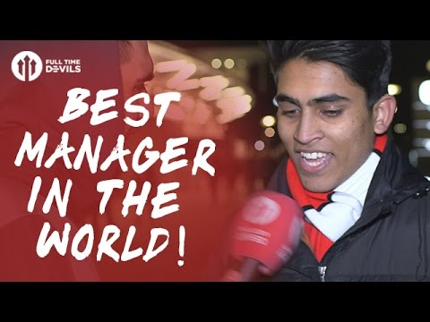 Best Manager In The World! | West Ham United 0-2 Manchester United | FANCAM